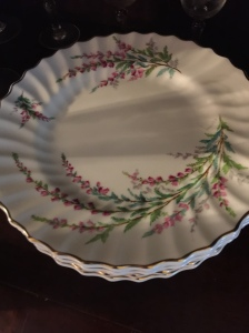 Bell Heather China by Royal Douton